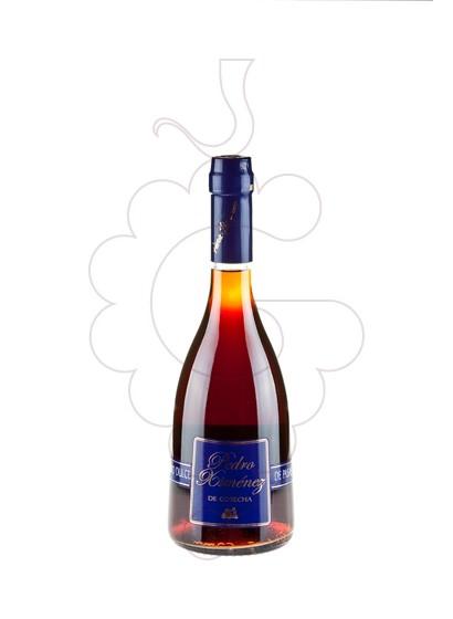 Photo Pedro Ximenez de Cosecha Barquero fortified wine