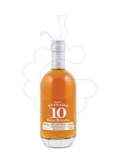Photo Brandy Peinado Reserva 10 Years