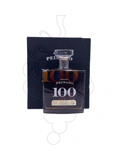 Photo Brandy Peinado Reserva 100 Years