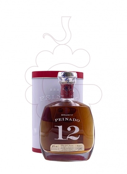 Photo Brandy Peinado Reserva 12 Years