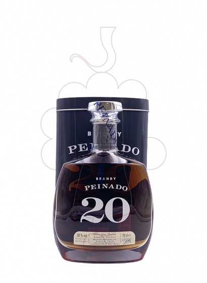 Photo Brandy Peinado Reserva 20 Years
