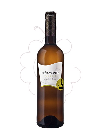 Photo Peñamonte Blanc white wine