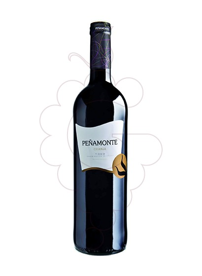 Photo Peñamonte Crianza red wine