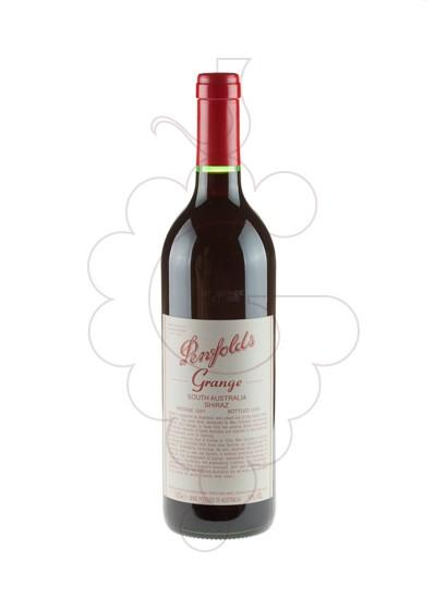 Photo Penfolds Grange Shiraz red wine