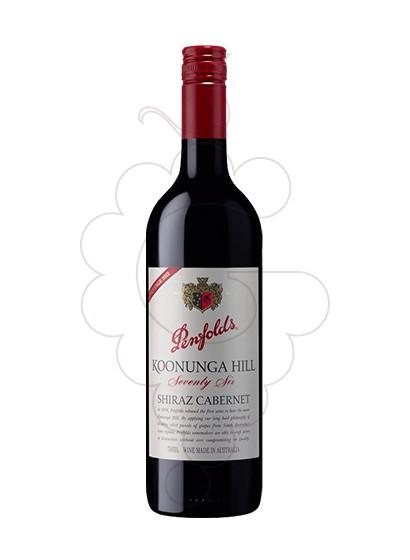 Photo Penfolds Koonunga Hill red wine