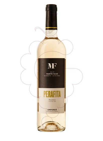 Photo Perafita Picapoll white wine