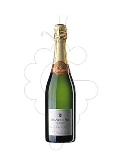 Photo Perelada Blanc de Foc Semi sparkling wine