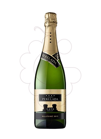Photo Perelada Brut Millésimé sparkling wine