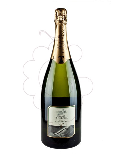 Photo Perelada Brut Nature Magnum sparkling wine