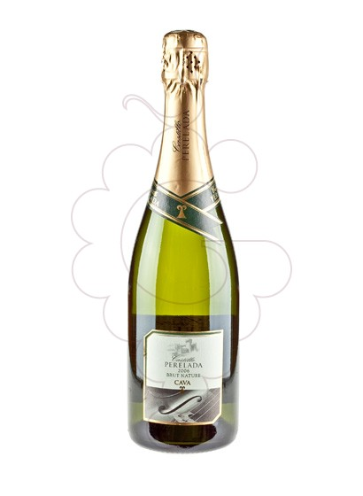 Photo Perelada Brut Nature sparkling wine