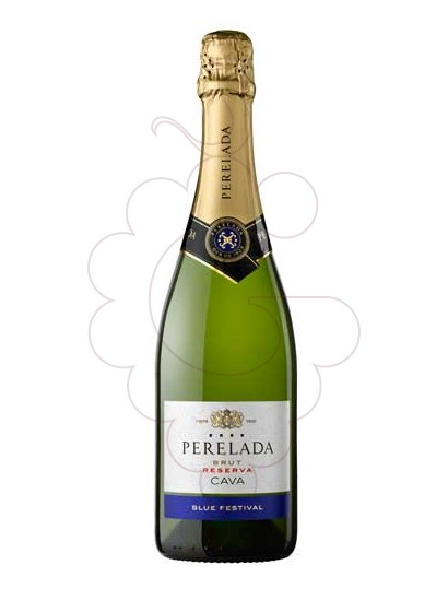 Photo Perelada Brut Reserva sparkling wine