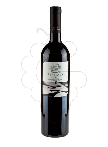 Photo Perelada Cabernet Negre red wine