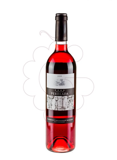 Photo Perelada Cabernet Rosat rosé wine