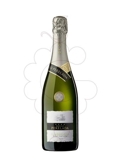 Photo Perelada Chardonnay Brut Nature sparkling wine