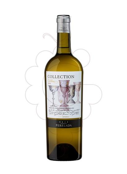 Photo White Perelada Collection white wine