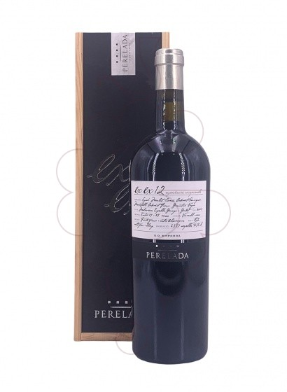 Photo Perelada Ex Ex 10 red wine