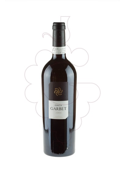 Photo Perelada Finca Garbet red wine