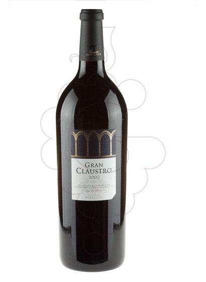 Photo Perelada G. Claustro Magnum red wine