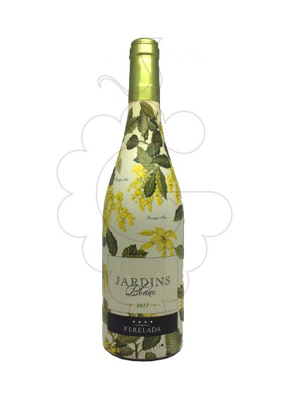 Photo White Perelada Jardins white wine