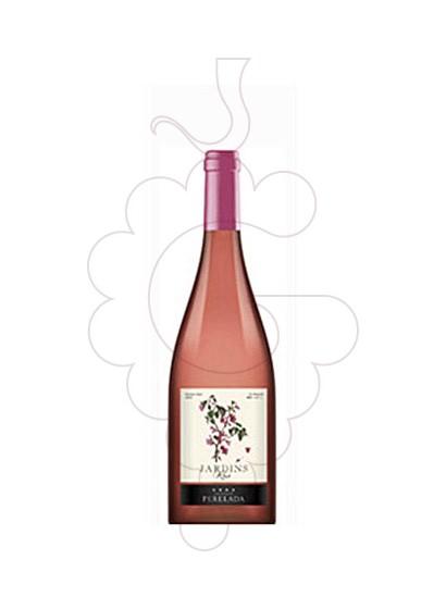 Photo Rose Perelada Jardins rosé wine