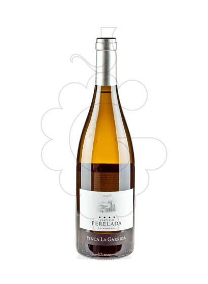 Photo Perelada la Garriga Blanc white wine