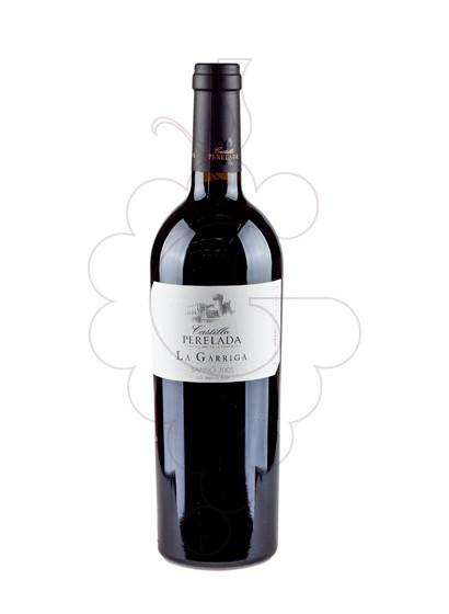 Photo Perelada La Garriga Samso red wine