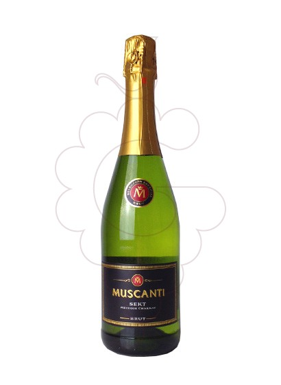 Photo Perelada Muscanti sparkling wine