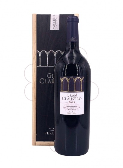 Photo Perelada Negre Gran Claustro red wine