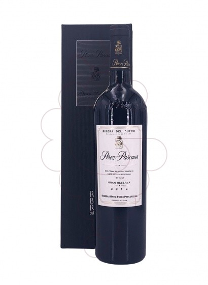 Photo Perez Pascuas Gran Reserva red wine