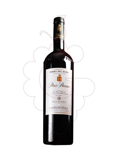 Photo Perez Pascuas Gran Reserva red wine