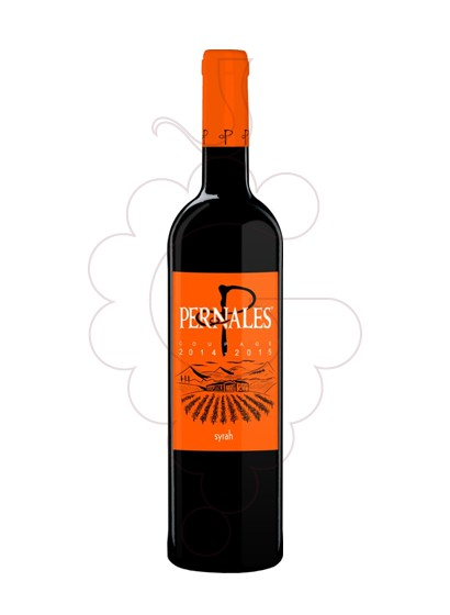 Photo Pernales Syrah red wine