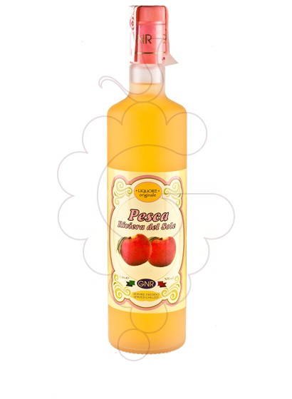 Photo Liqueur Pesca del Sole