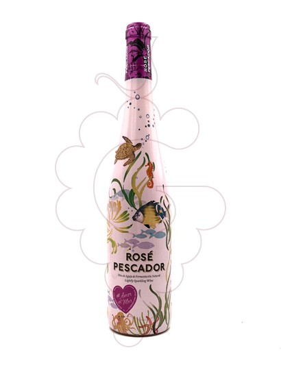Photo Pescador Rose rosé wine