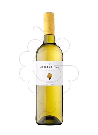 Photo Petit Albet Blanc white wine
