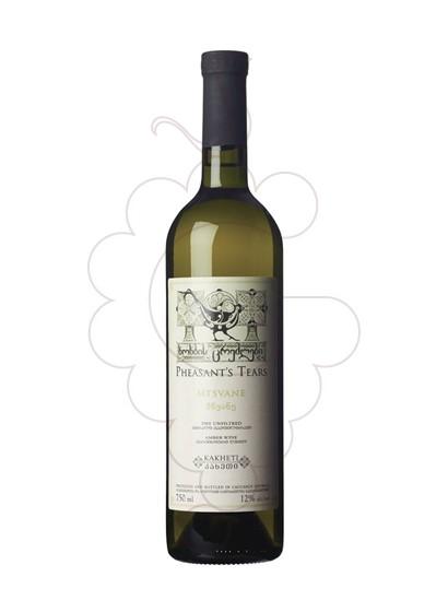Photo Pheasant's Tears Mtsvane white wine