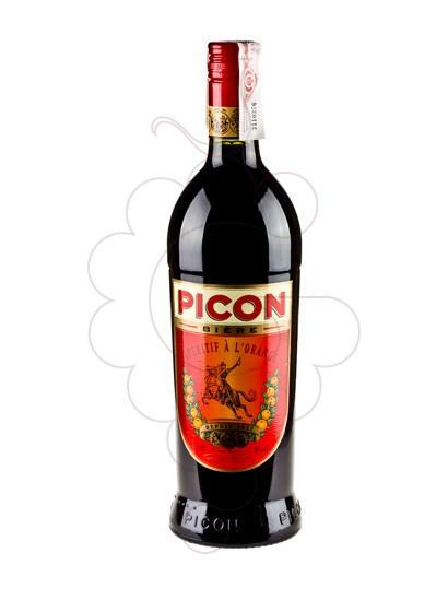 Photo Aperitif wine Picon Biere