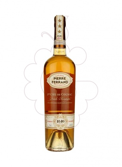 Photo Cognac Pierre Ferrand 1840 Original Formula