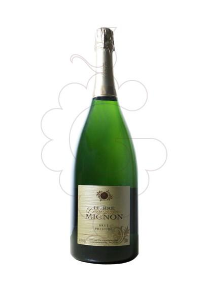 Photo Pierre Mignon Brut Prestige Magnum sparkling wine