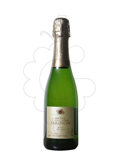 Photo Pierre Mignon Brut Prestige (mini) sparkling wine