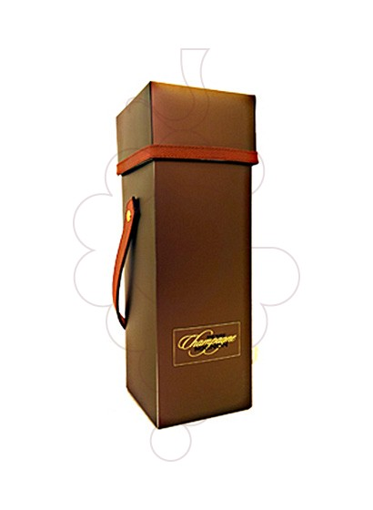 Photo Gift boxes Pierre Mignon Brut Prestige Rose Isoterm