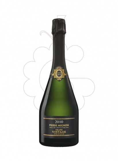 Photo Pierre Mignon Cuvée Madame sparkling wine