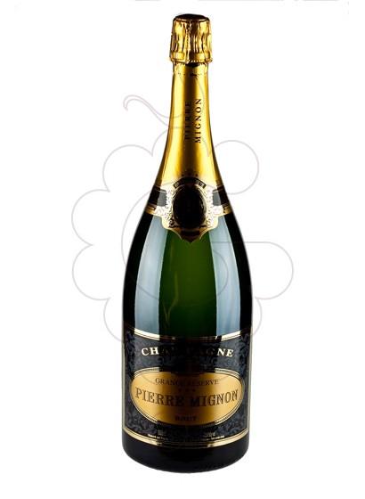 Photo Pierre Mignon Grande Réserve Magnum sparkling wine