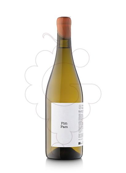 Photo White Vinyes Singulars Pim Pam white wine