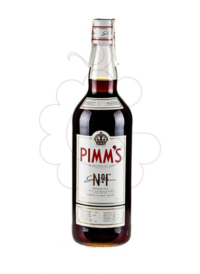 Photo Liqueur Pimms Num. 1