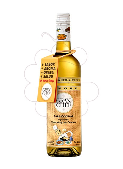 Photo Pinord Gran Chef fortified wine