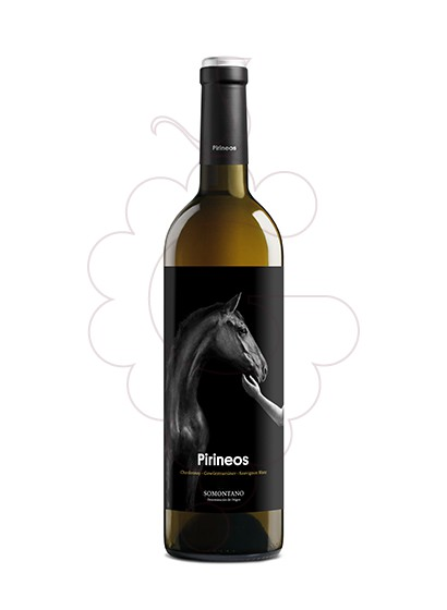Photo White Pirineos white wine