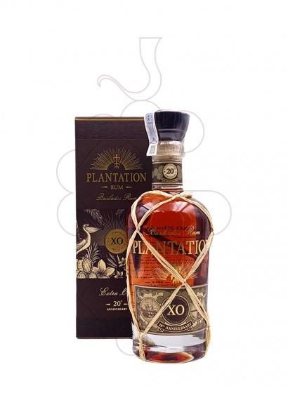 Photo Rum Plantation Extra Old 20 Years