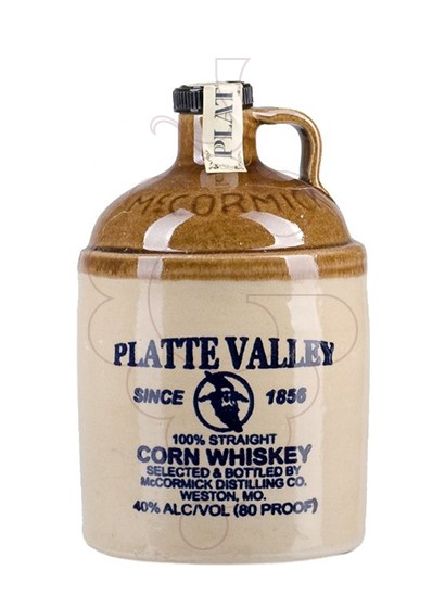 Photo Whisky Platte Valley Corn Whiskey