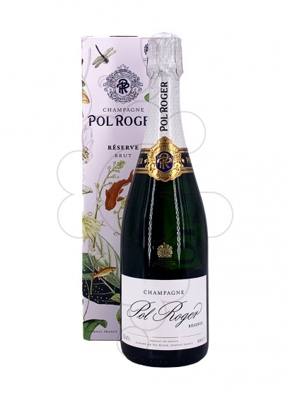 Photo Pol Roger Brut sparkling wine