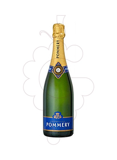 Photo Pommery  sparkling wine